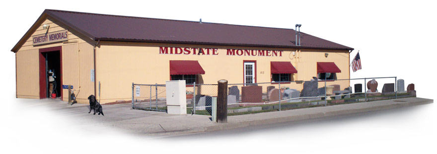Midstate Monuments